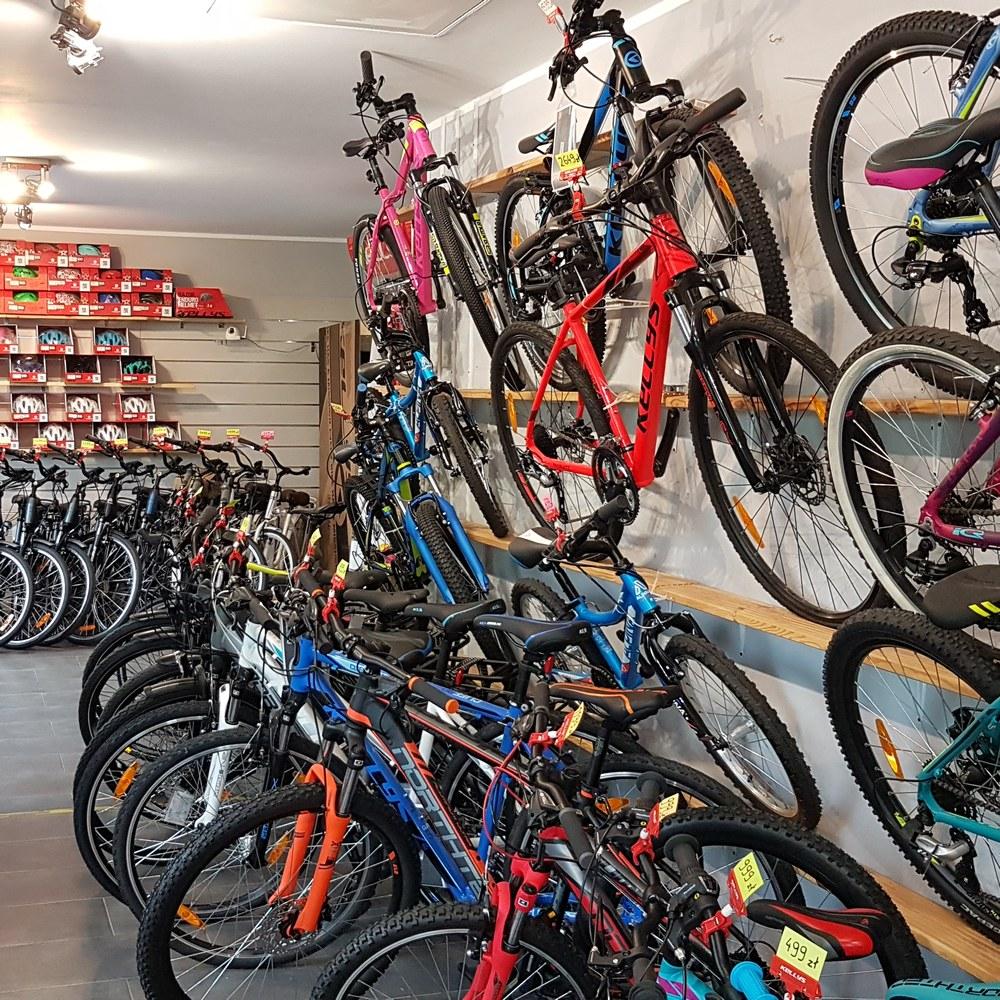rowery jaworzno sklep i serwis