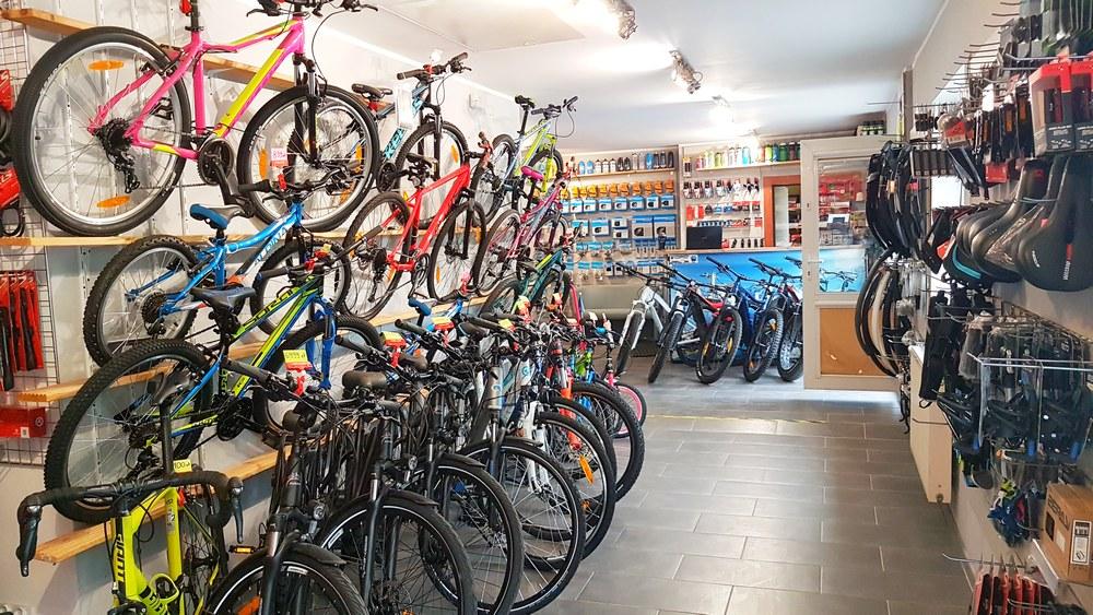 sklep rowerowy jaworzno